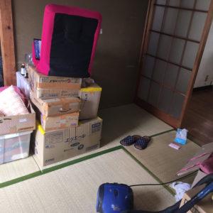 太田市にて、家具家電回収のご依頼1
