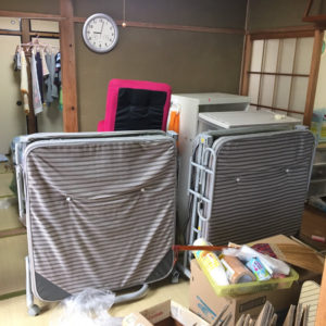 太田市にて、家具家電回収のご依頼2