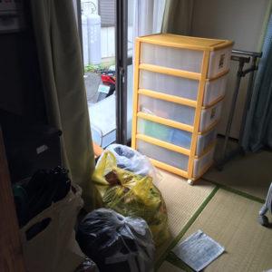 太田市にて、家具家電回収のご依頼3