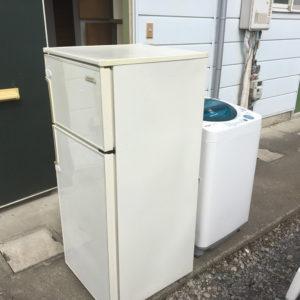 みなかみ町で、冷蔵庫・洗濯機回収のご依頼1