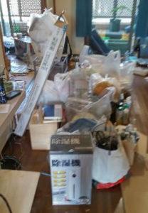 前橋市にて、ベッドマットレス、ソファーなどの回収 お客様の画像1
