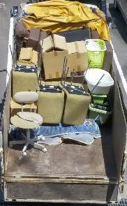 前橋市にて、ベッドマットレス、ソファーなどの回収 お客様の画像2