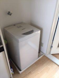 高崎市内で、洗濯機とソファーの回収1