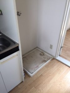高崎市内で、洗濯機とソファーの回収2