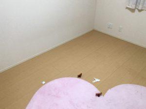 高崎市にて、シングルベッドの回収2