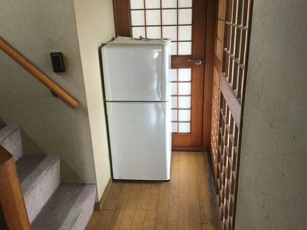 【伊勢崎市野町】冷蔵庫の回収☆お問い合わせの翌日には処分することができ、対応の早さにご満足いただけました!