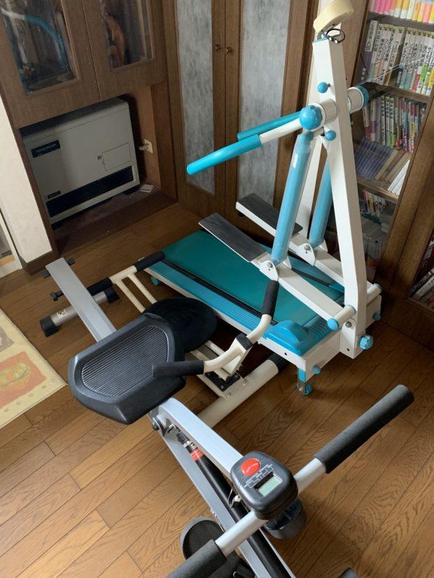 【千代田町】電化製品やトレーニング機器の回収☆処分方法が分からなかった不用品をまとめて処分でき、お客様に喜んでいただけました!