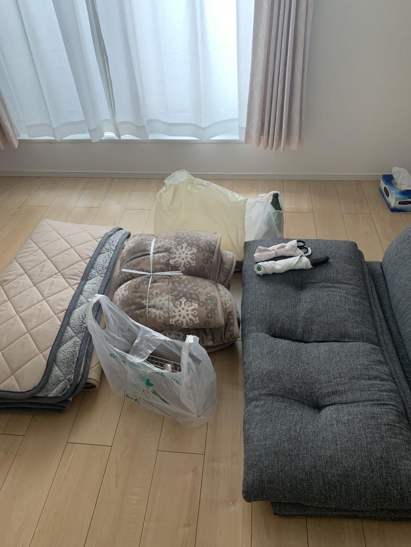 【中之条町】洗濯機やソファーなどの回収☆2階からもスピーディに搬出できました!