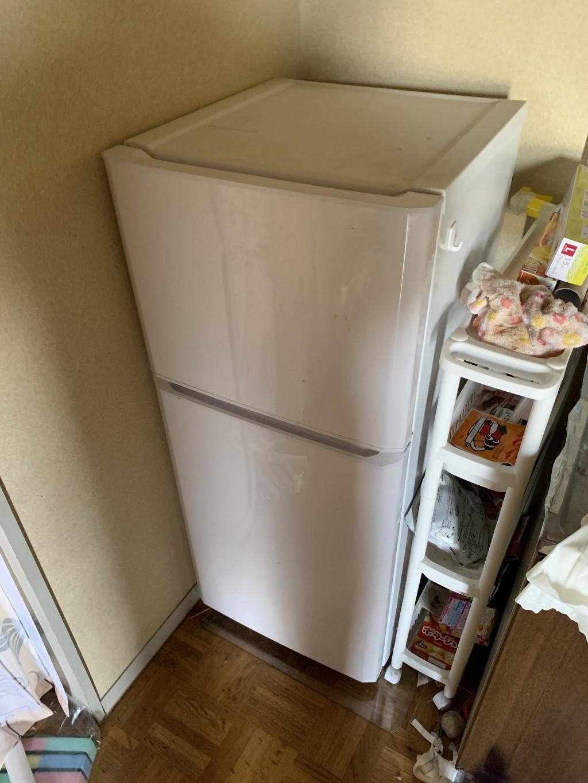 【高崎市貝沢町】本日退去のお客様からのご依頼☆冷蔵庫や洗濯機を迅速回収できました!