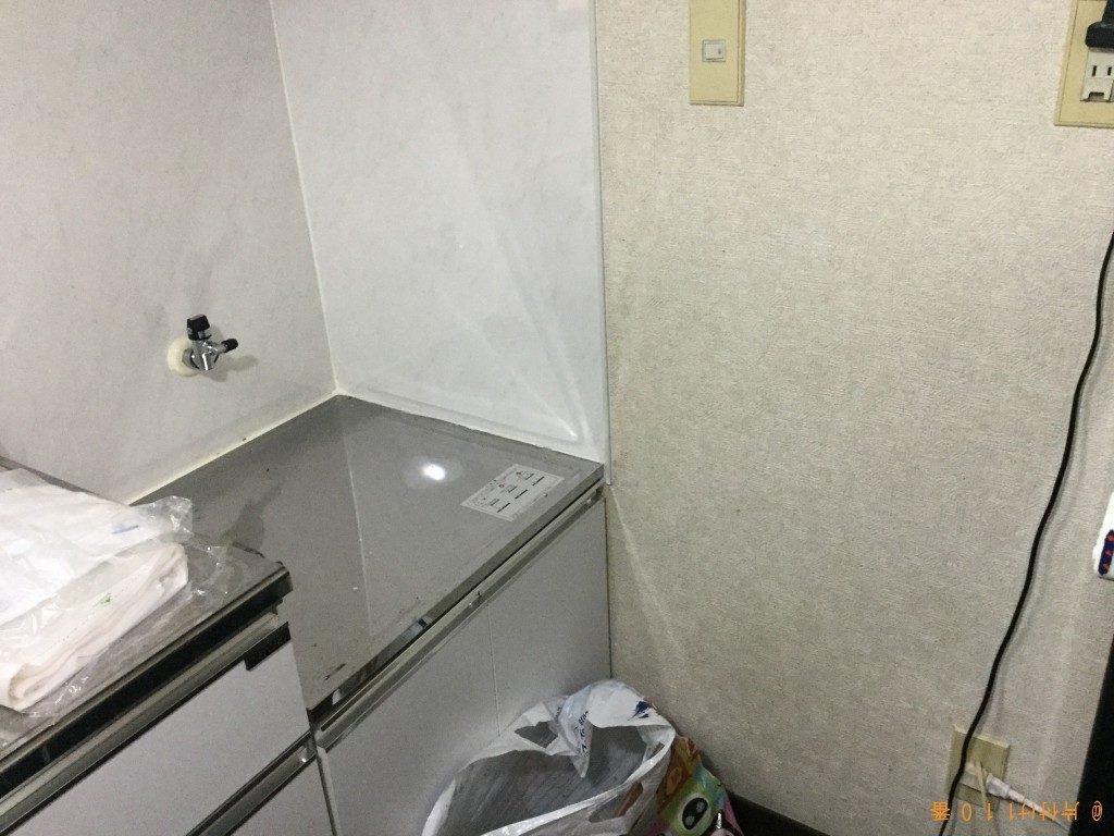 【前橋市総社町】洗濯機、ガスコンロ、配線等の回収・処分ご依頼
