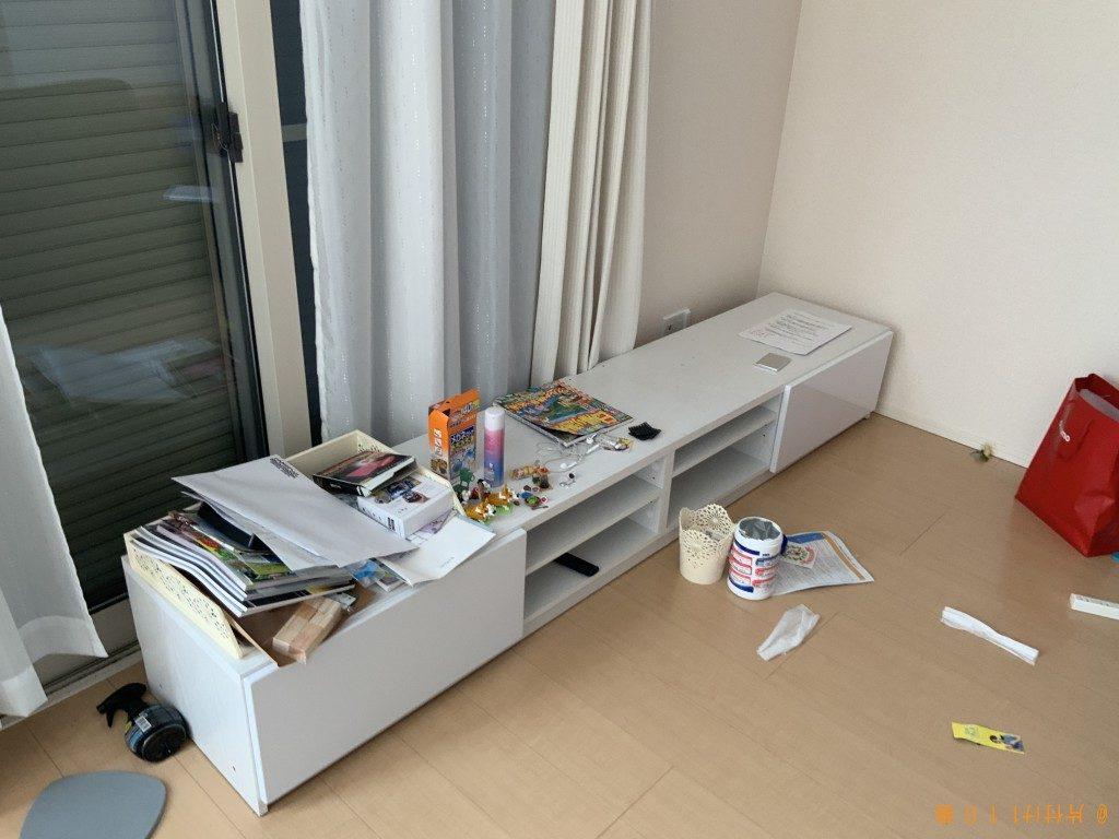 【川場村】ソファー、テレビ台、蛍光灯等の回収・処分ご依頼