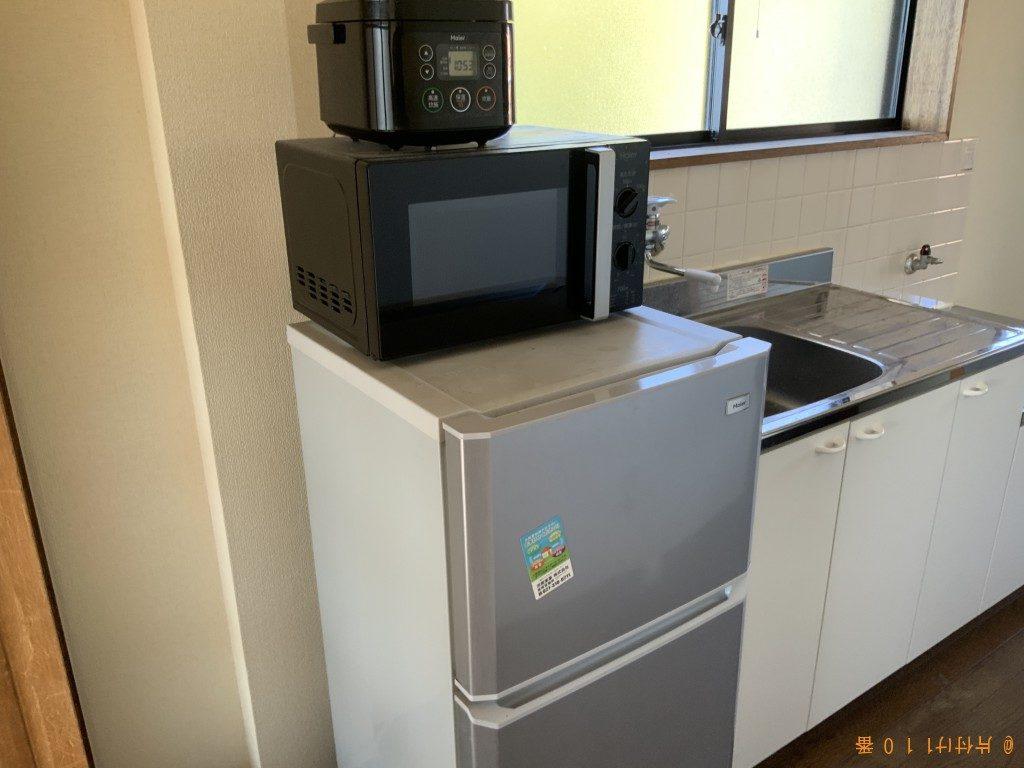 【冷蔵庫、ドラム式洗濯機、炊飯器等の回収・処分