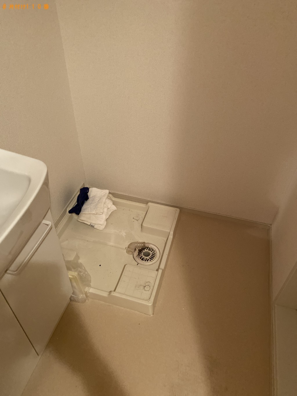 【前橋市】冷蔵庫、洗濯機、電子レンジ、シングルベッドの回収・処分