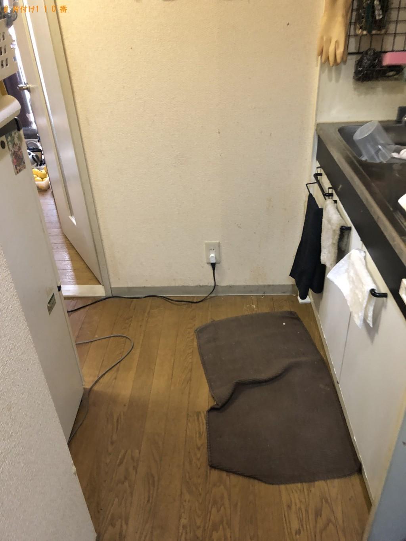 【前橋市】ブラウン管テレビ、洗濯機、ソファーの回収・処分ご依頼