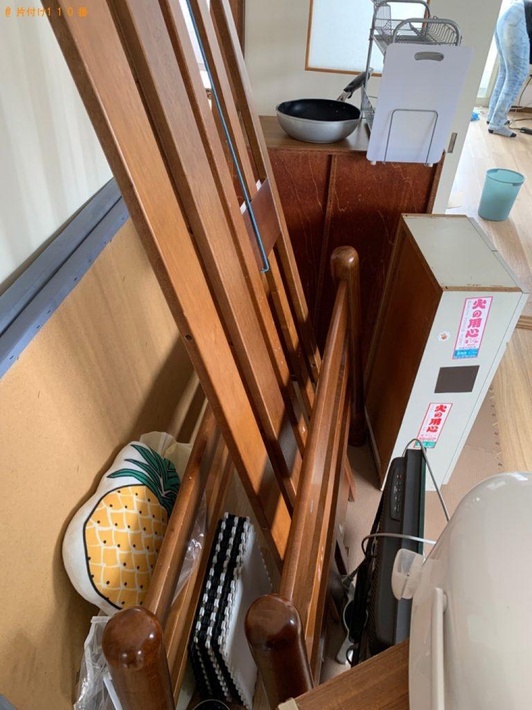 【松阪市】遺品整理に伴い冷蔵庫、テレビ、洗濯機、クローゼット等の回収