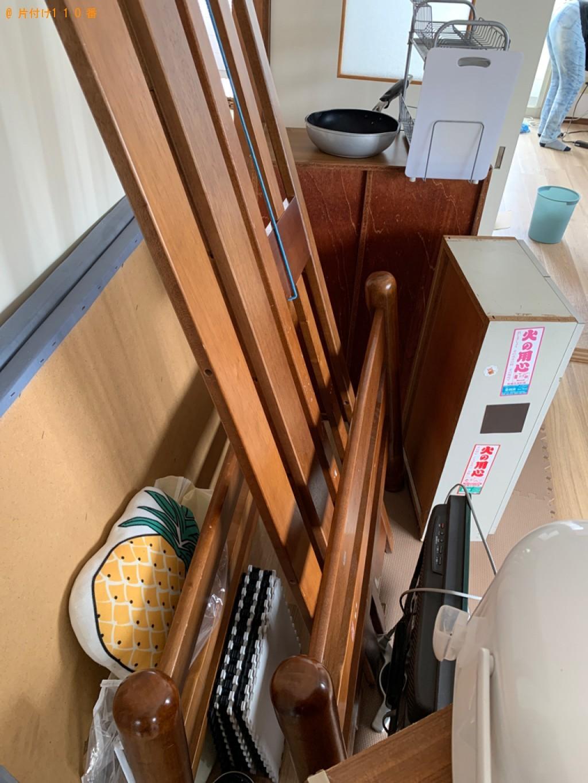 【川場村】冷蔵庫、テレビ、洗濯機、クローゼット等の回収