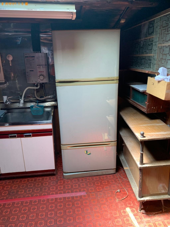 【桐生市】冷蔵庫、エアコン等の回収・処分ご依頼 お客様の声