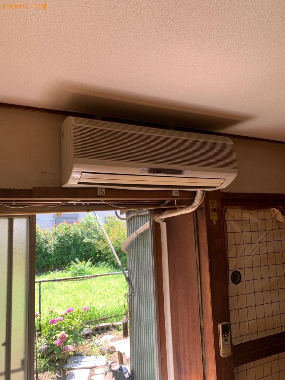 【桐生市】遺品整理に伴い冷蔵庫、エアコン等の回収・処分ご依頼 お客様の声