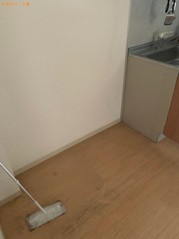 【前橋市元総社町】冷蔵庫、テレビ、洗濯機、ソファー等の回収・処分