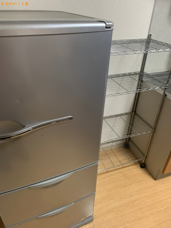 【片品村】冷蔵庫、テレビ、洗濯機、ソファー等の回収・処分
