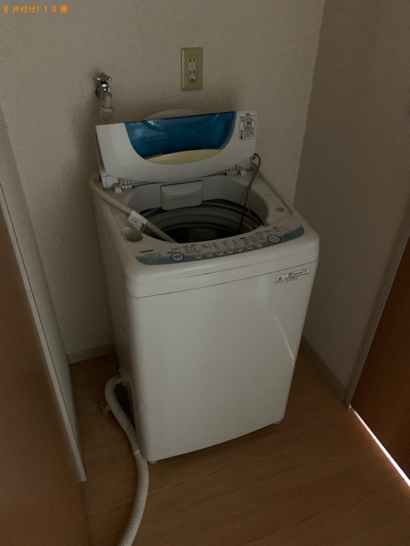 【志摩市】遺品整理に伴い冷蔵庫、テレビ、洗濯機、ソファー等の回収・処分