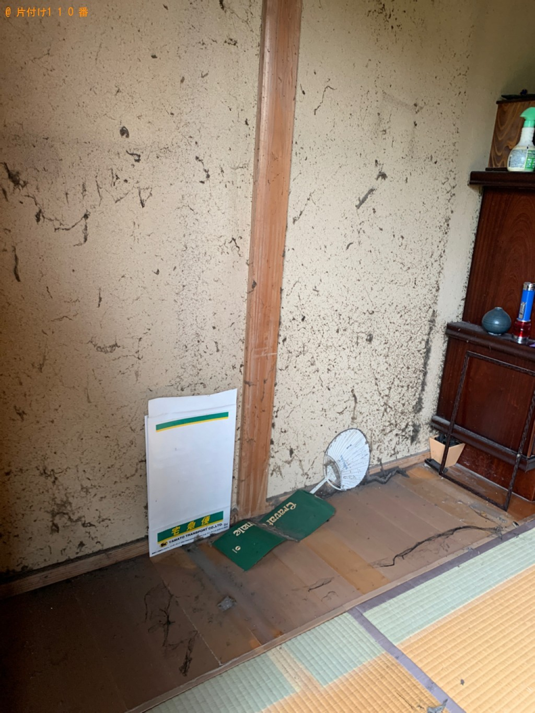 【安中市】冷蔵庫、タンスの回収・処分ご依頼 お客間の声