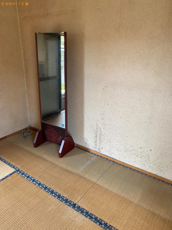 【太田市只上町】タンス、鏡台の回収・処分ご依頼 お客様の声