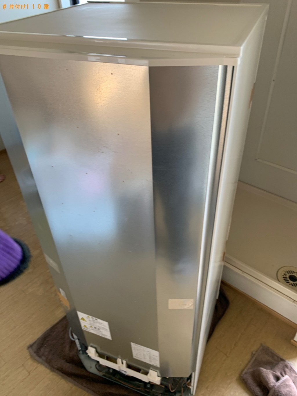 【伊勢崎市上諏訪町】冷蔵庫、洗濯機、ガスコンロ等の回収・処分