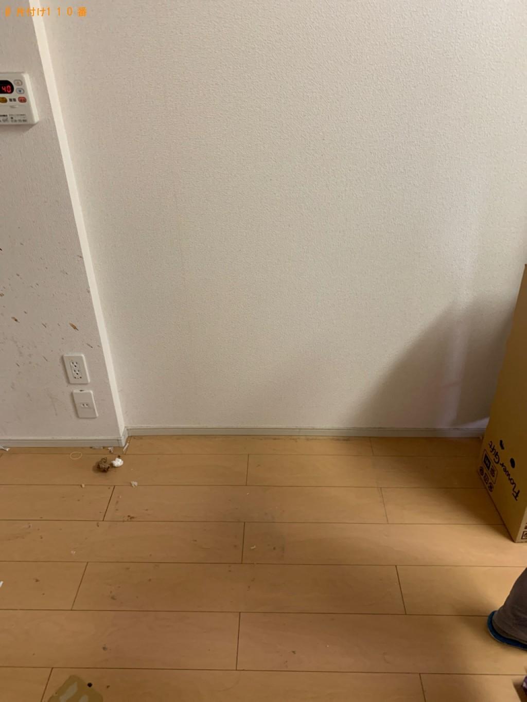 【千代田町】食器棚の回収・処分ご依頼 お客様の声