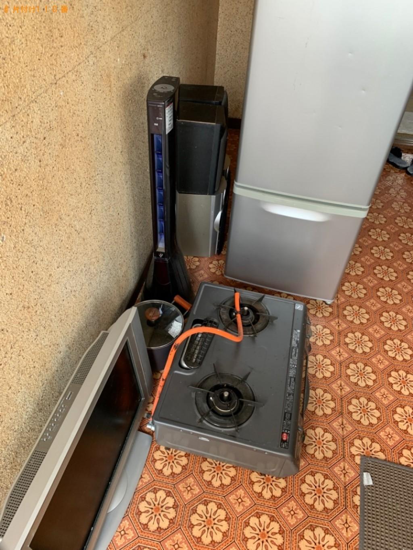 【高崎市】冷蔵庫、テレビ、エアコンの回収・処分ご依頼 お客様の声