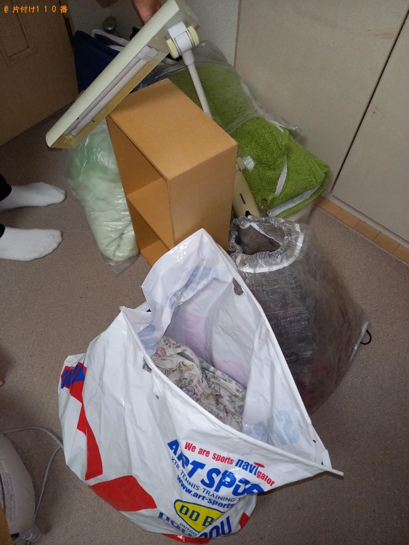 【前橋市】タンス、照明器具、衣類、カラーボックス等の回収・処分