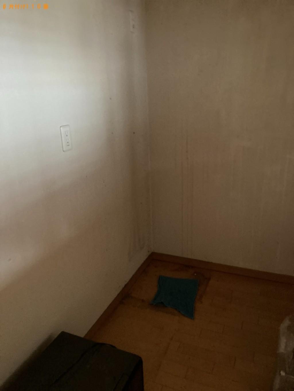 冷蔵庫、テレビ、食器棚、折り畳みベッド等の回収・処分