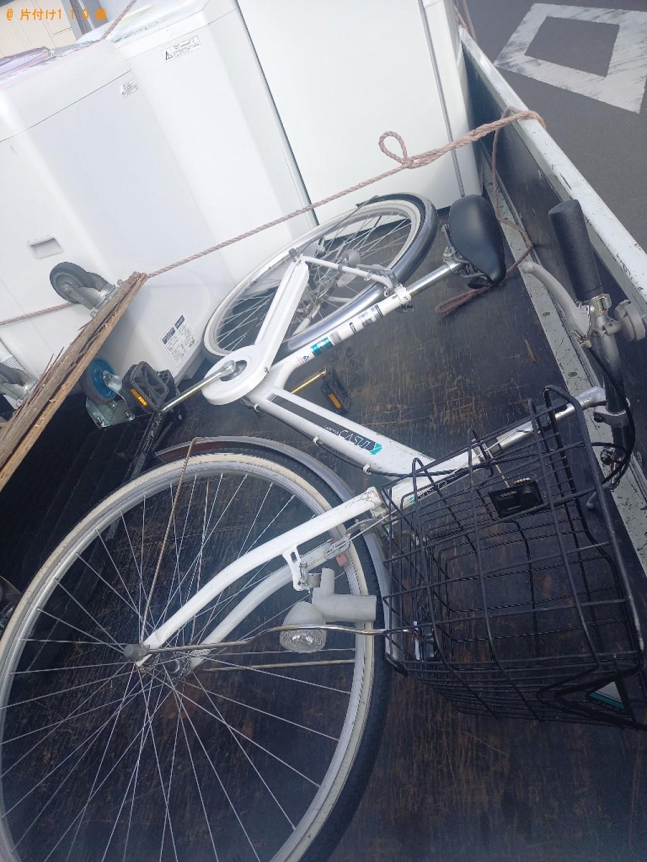 【前橋市】自転車の回収・処分ご依頼 お客様の声