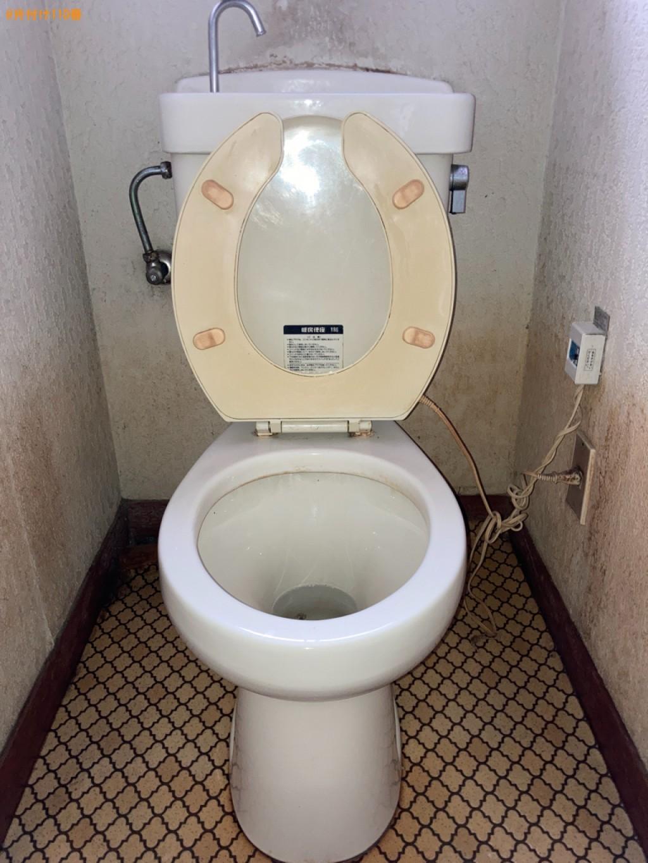 【高崎市鼻高町】トイレクリーニングご依頼 お客様の声